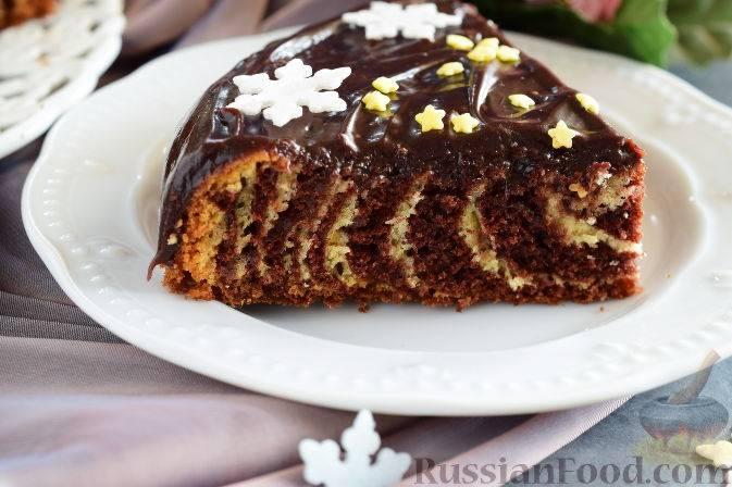 Торт на майонезе рецепт
