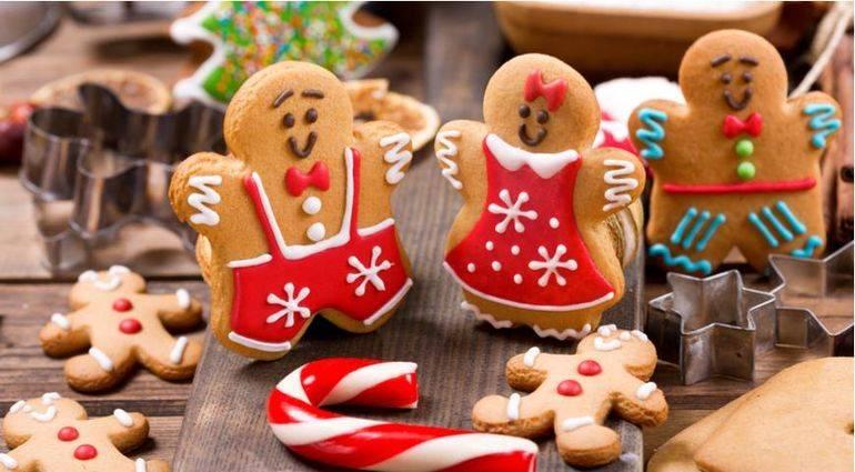 Вкусная выпечка на новый год: оригинальные и быстрые рецепты