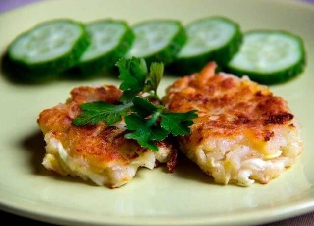 Котлеты из кабачков – рецепты быстро и вкусно с фото