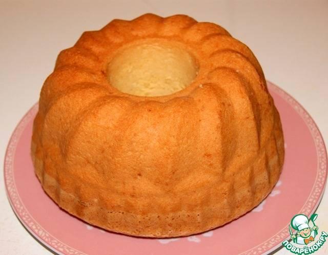 Правила приготовления бисквита