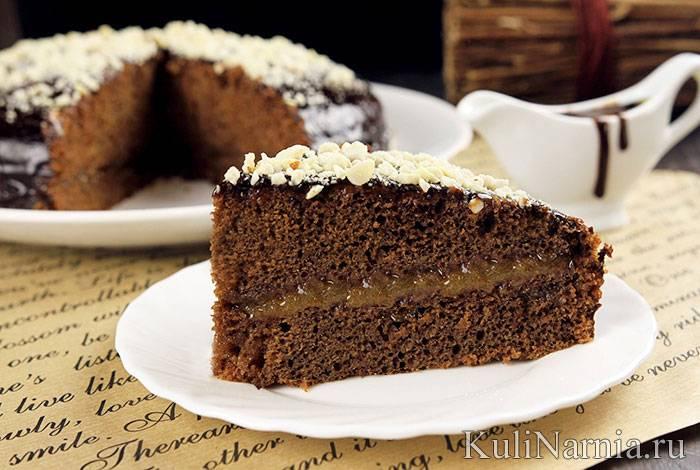 Рецепты шоколадной глазури из какао для тортов