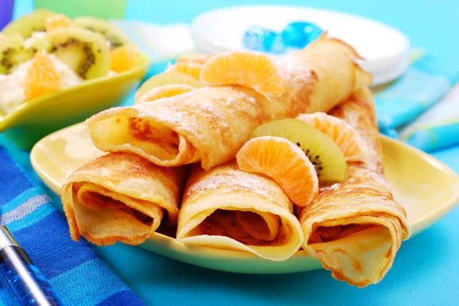 Овсяноблин на завтрак: 10 пп-рецептов + 15 вариантов начинок