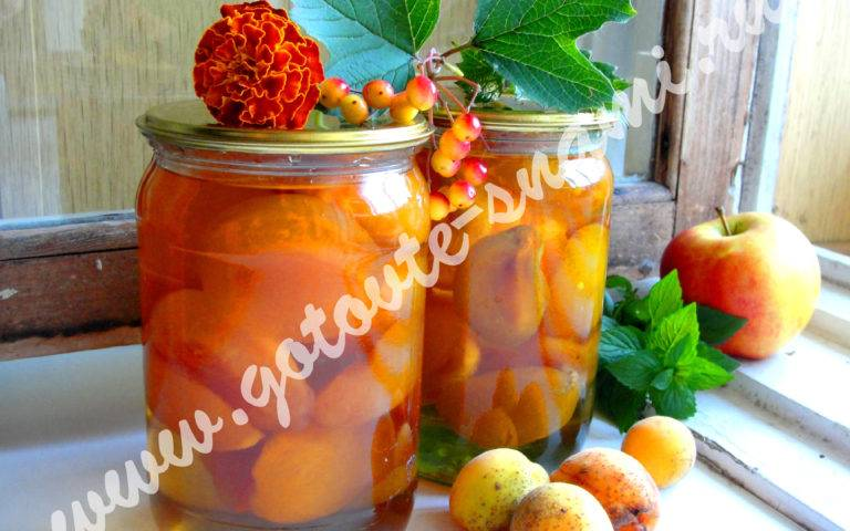 Варенье из абрикосов без варки. супер рецепт заготовки на зиму.