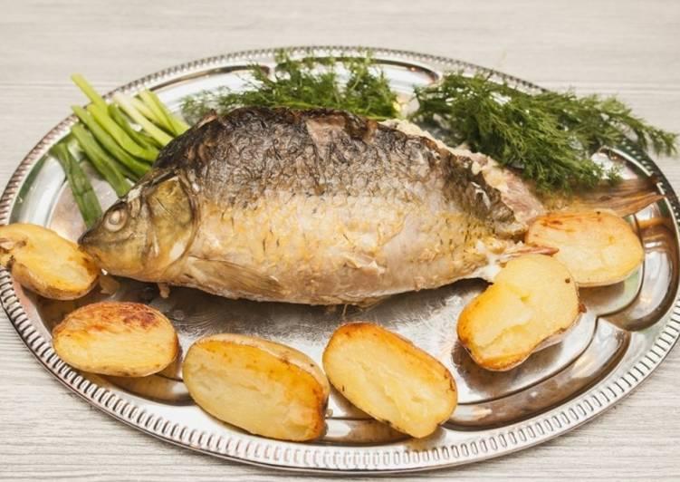 Блюда из карпа — 12 рецептов с фото. как приготовить карпа?