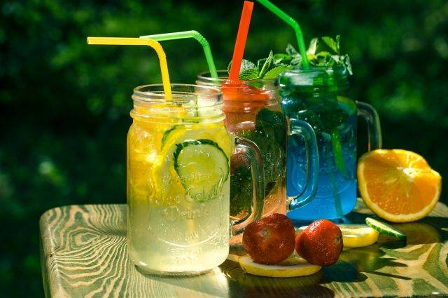 Рецепты: фруктовый лед