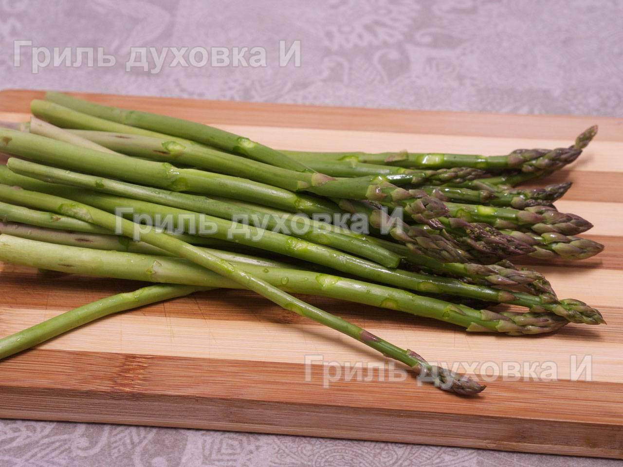 Как идеально приготовить спаржу: 5 крутых рецептов - статьи на повар.ру