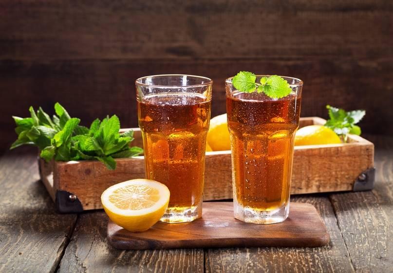 Пряный чай с апельсиновым соком - 6 пошаговых фото в рецепте