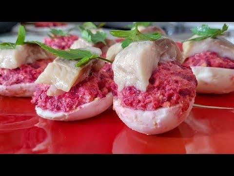 Куриные бомбочки с грибной начинкой | готовим просто и вкусно