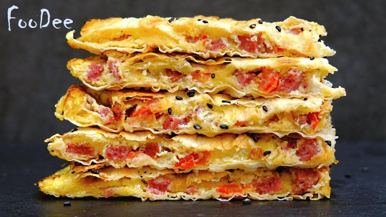Блюда из лаваша в духовке - 76 домашних вкусных рецептов