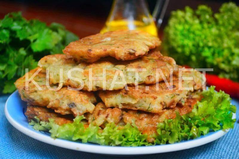 Как приготовить картофельные латкес? пошаговый рецепт с фото.