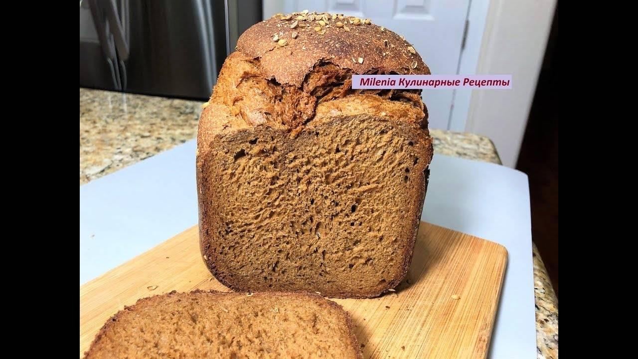 Классический бородинский хлеб по рецепту 1940 года