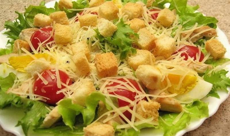 Соус для салата цезарь » рецепты - готовим дома | «наобед.kz»