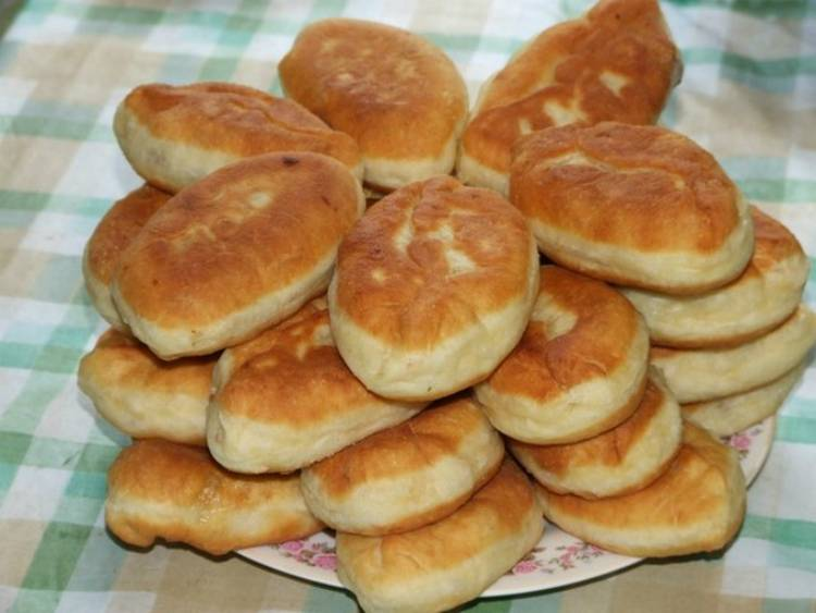 Тесто дрожжевое сдобное — самое вкусное и нежное как пух