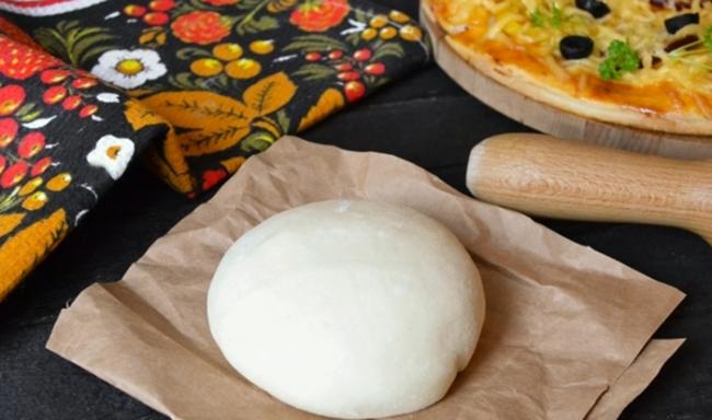 Как приготовить тесто для пиццы в хлебопечке по пошаговому рецепту с фото