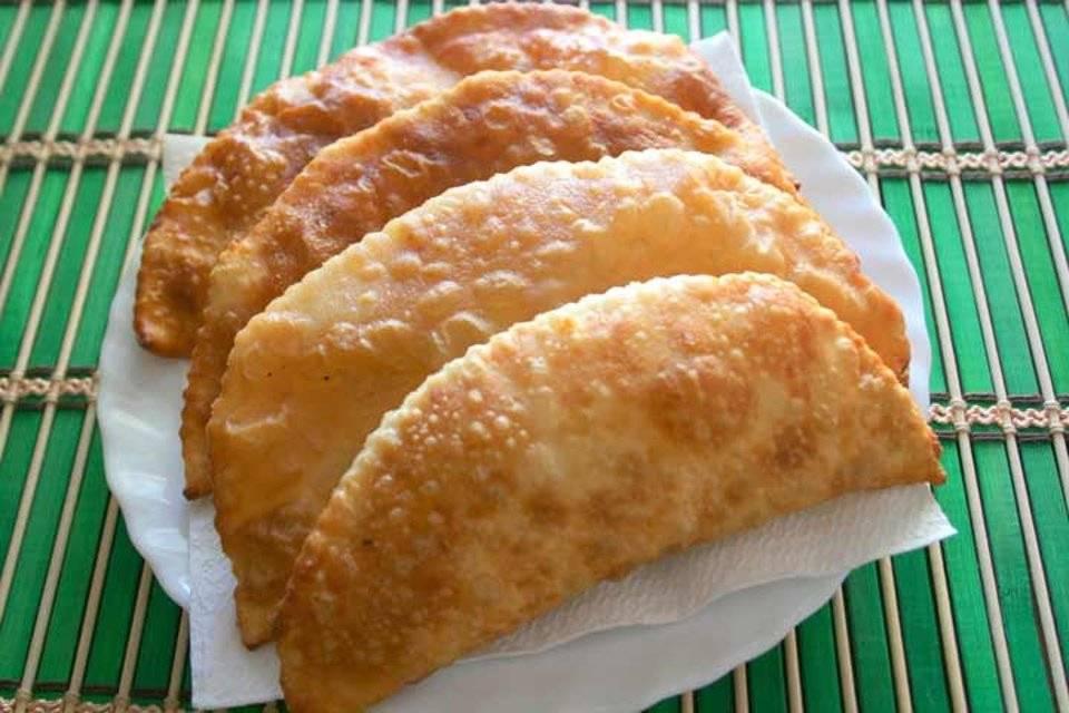 Чебуреки. лучшие рецепты с фото