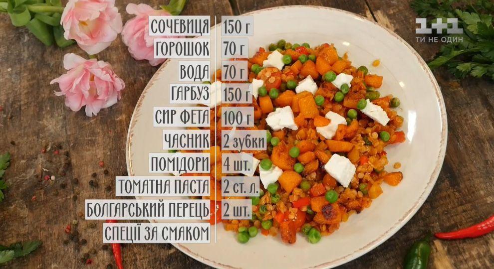 Рецепт каши из красной чечевицы