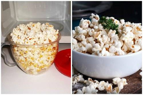 Рецепт попкорна в домашних условиях - 7 пошаговых фото в рецепте