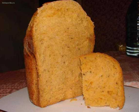 Вкусный домашний хлеб в хлебопечке. рецепт с фото