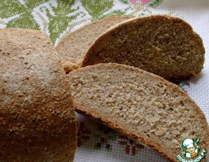 Как испечь ржаной хлеб в духовке дома