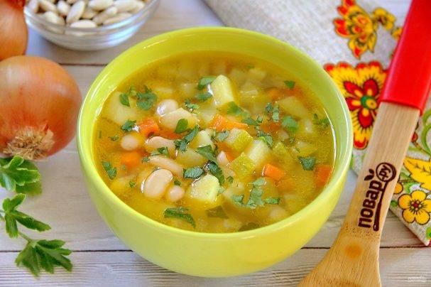 Суп с кабачком и сыром с фото