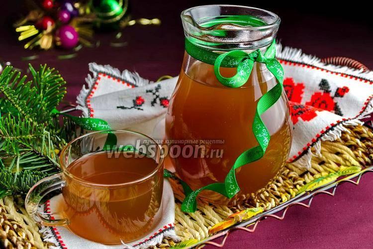Узвар рецепт напитка из сухофруктов