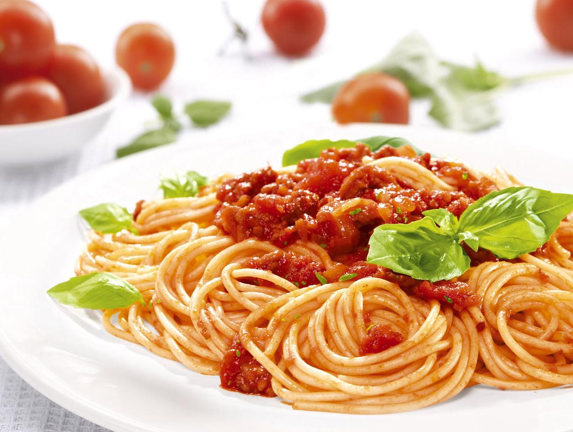 Рецепт болоньезе с фаршем и томатной пастой рецепт