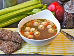 Суп из рыбы