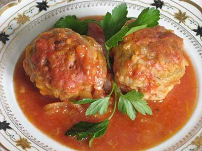 Тефтели в томатном