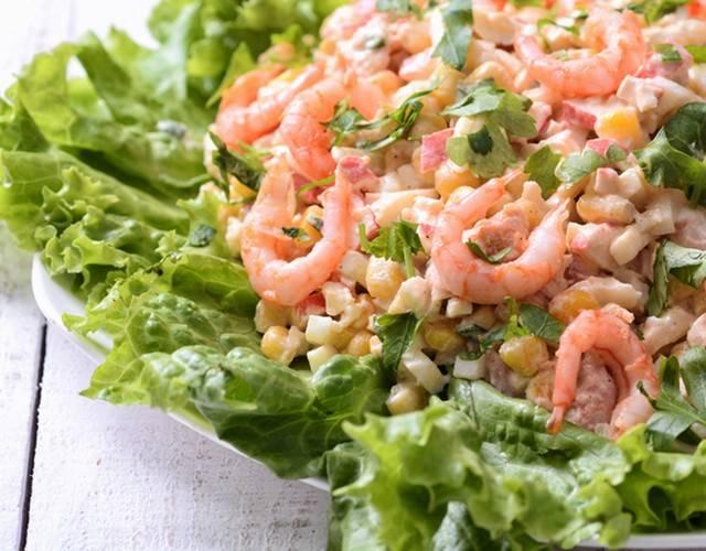 Салат сельдерей рис крабы помидоры