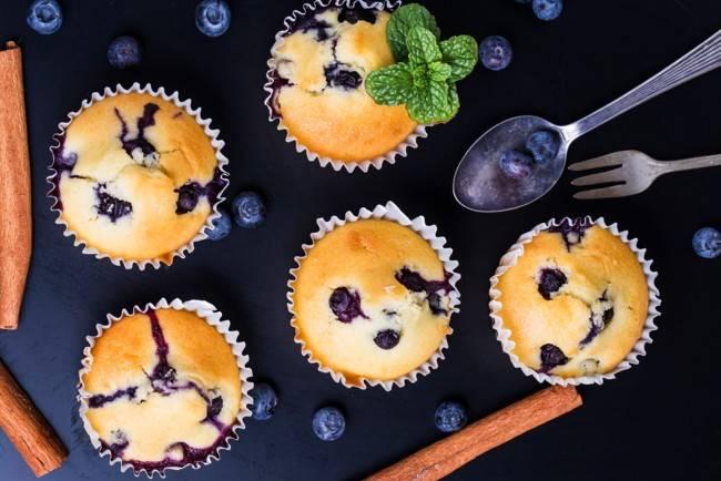 Выпекаем кексики на кефире: мягкие и воздушные. подборка лучших рецептов кексов на кефире в формочках: сладких и солёных