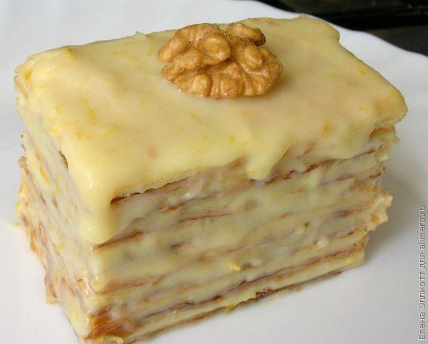 Печенье на огуречном рассоле без яиц