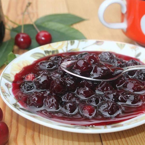 Варенье из ирги: рецепт и фото