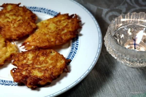 Картофельные сконы