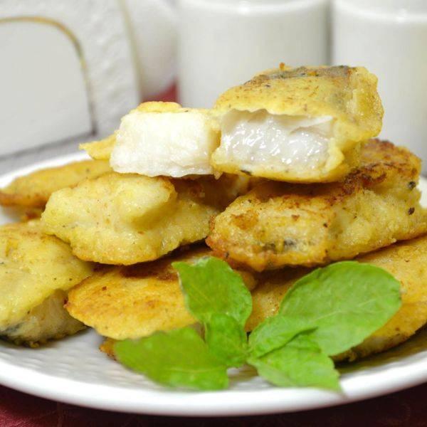 Филе пангасиуса - рецепты