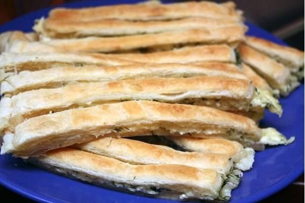 Луково-сырные кольца в панировке