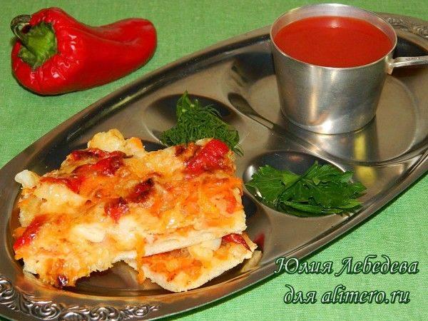 Пицца с фрикадельками - пошаговый рецепт с фото |  разное