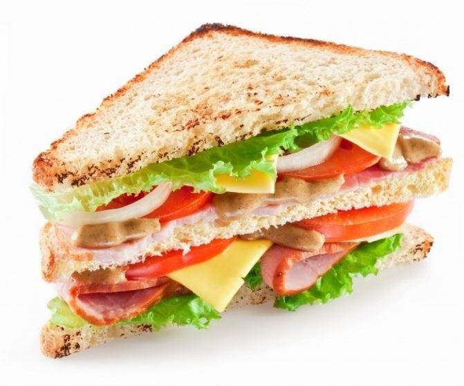 Рецепт бутерброды с пастой из острого сыра, отварного мяса и филе сельди, закусочная паста