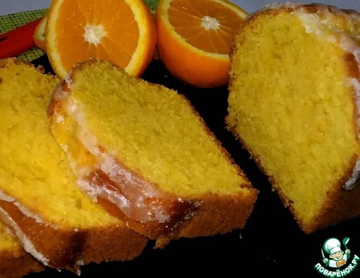 Кекс апельсиновый: рецепты приготовления