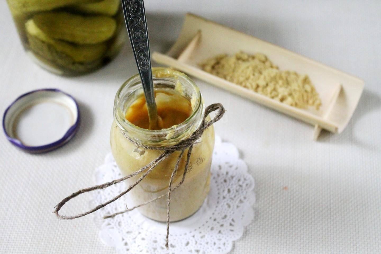 Лучшие пошаговые рецепты домашней горчицы из порошка: классическая, острая, сладкая, дижонская