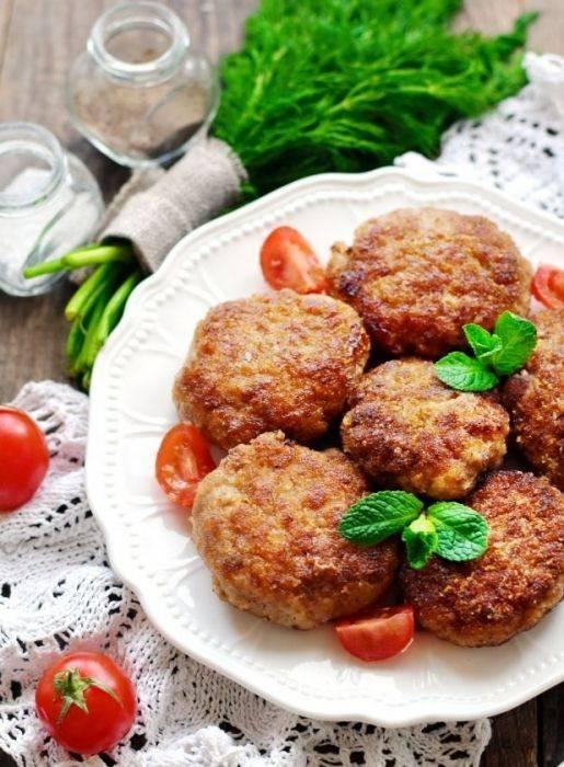 Котлеты из гречки: 7 полезных рецептов |