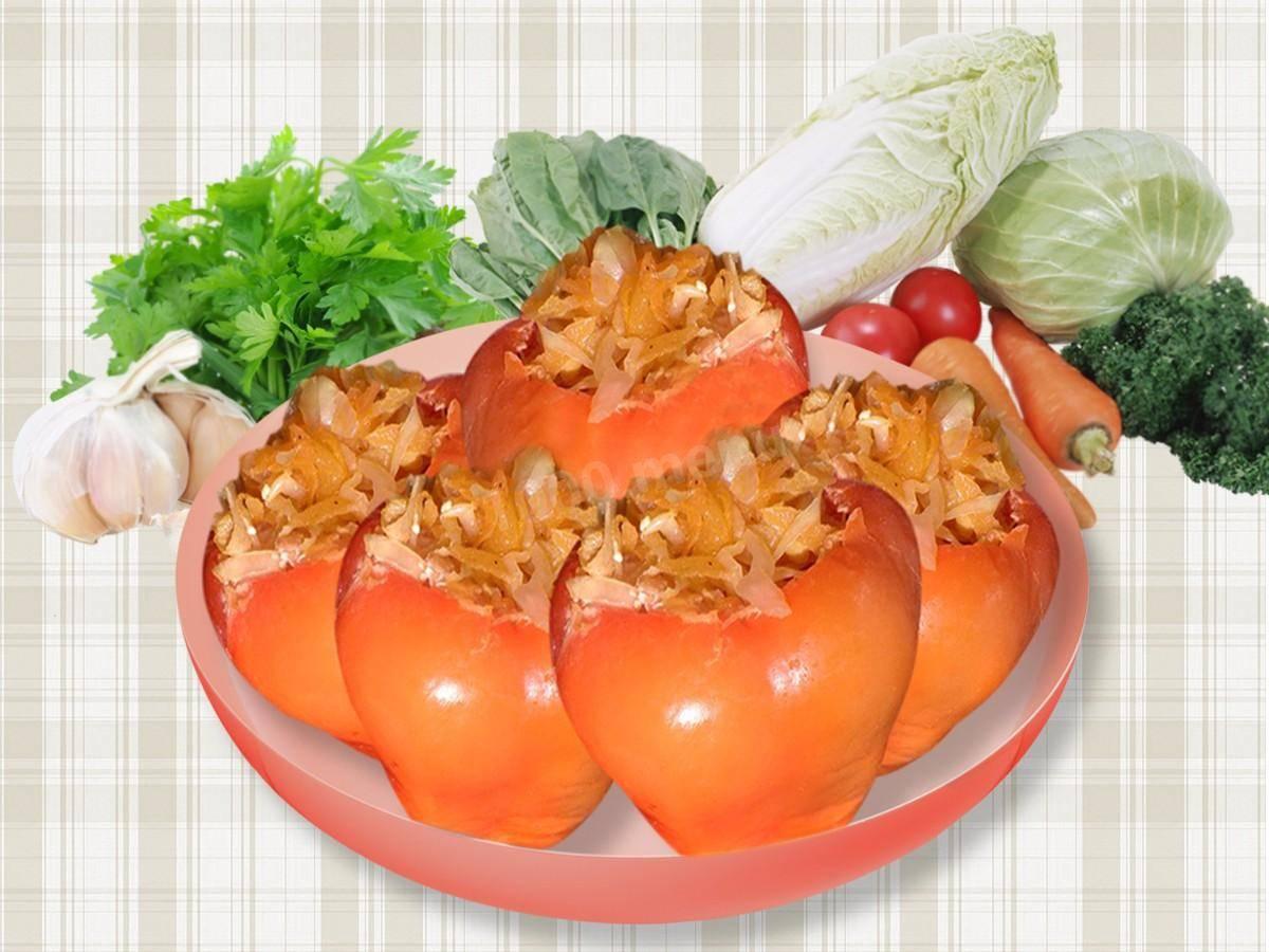 Квашенный перец, фаршированный капустой и морковью: рецепты, а также способы хранения и заготовки на зиму