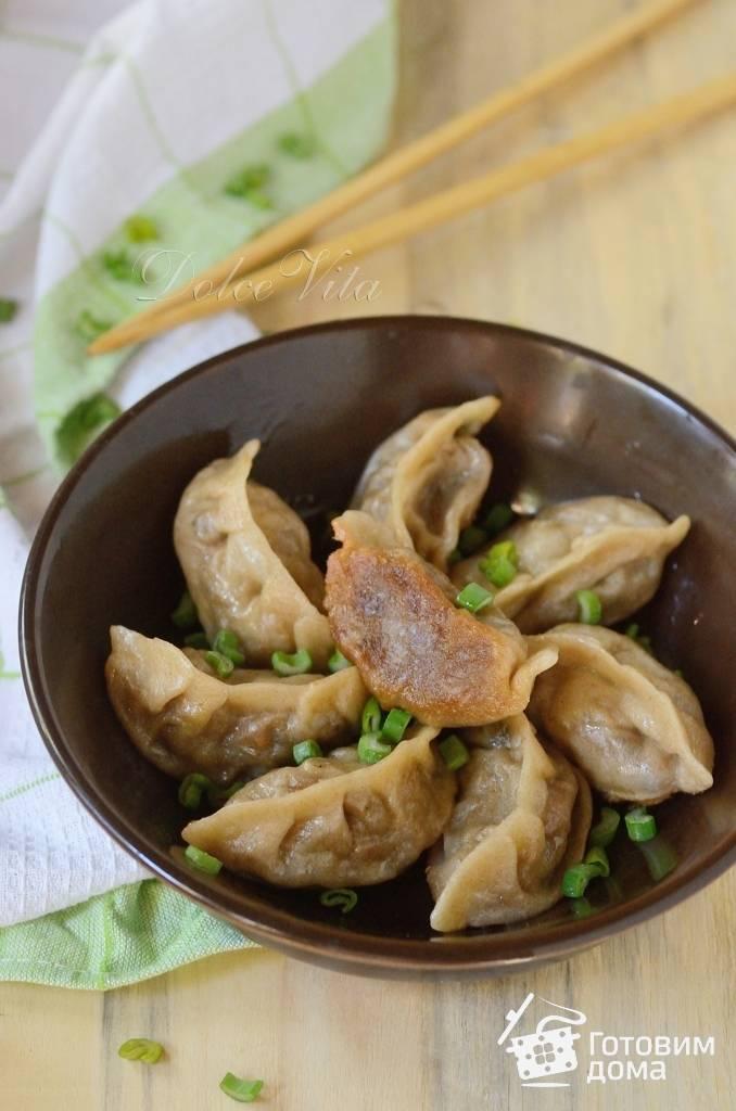 Вареники с мясом и капустой - 8 пошаговых фото в рецепте
