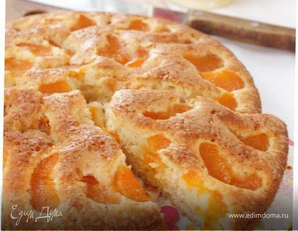 Пирог с мандаринами рецепт с фото, как приготовить мандариновый пирог на webspoon.ru