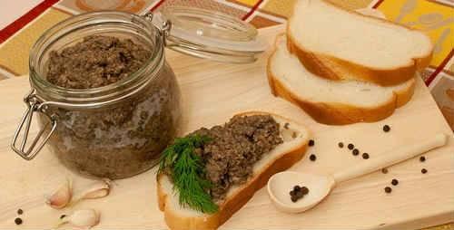 Как заготовить на зиму грибную икру из шампиньонов