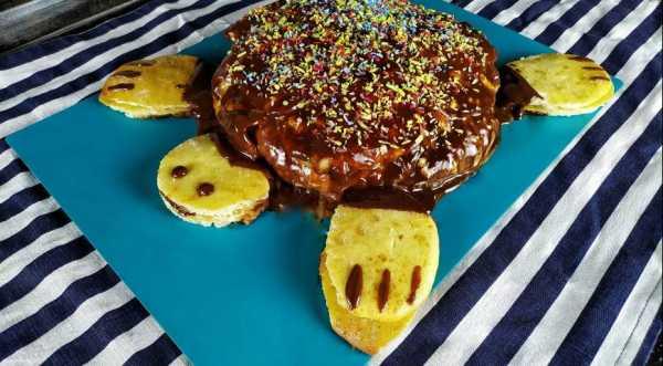 """Торт """"черепаха"""" - 5 простых рецептов с фото пошагово"""