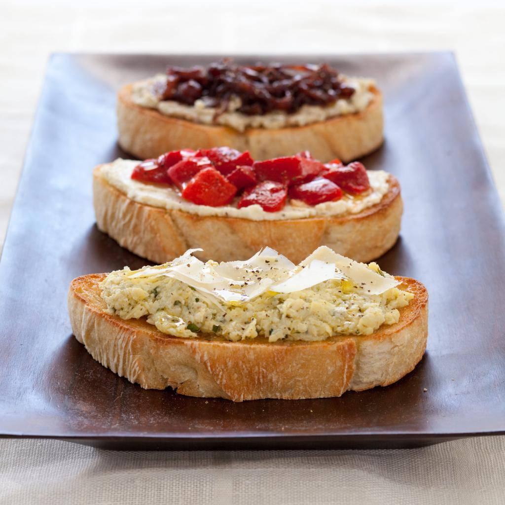 Брускетта. специфические особенности итальянской закуски. рецепты