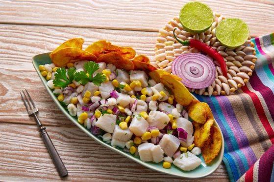 Ужин в перуанском стиле по рецептам шеф-повара :: способы и советы :: «живи!»