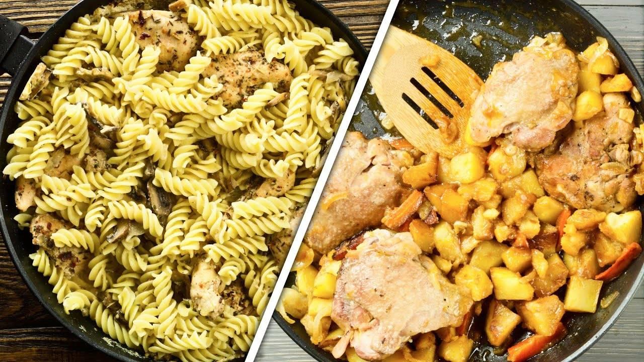Что приготовить быстро и вкусно