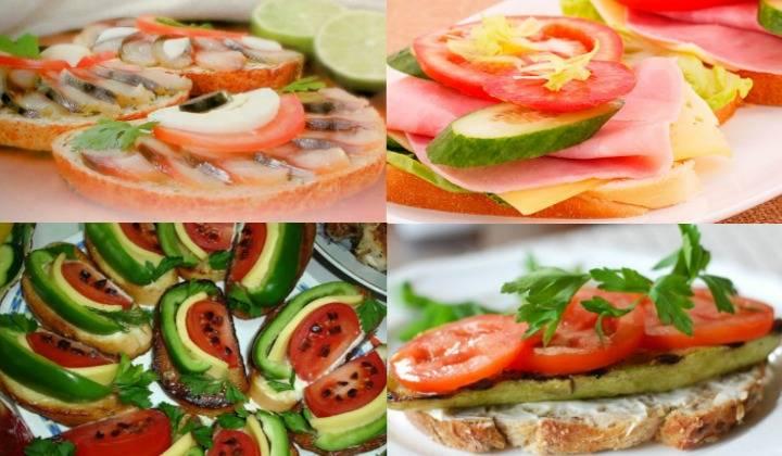 Бутерброды с креветками: пошаговый рецепт с фото