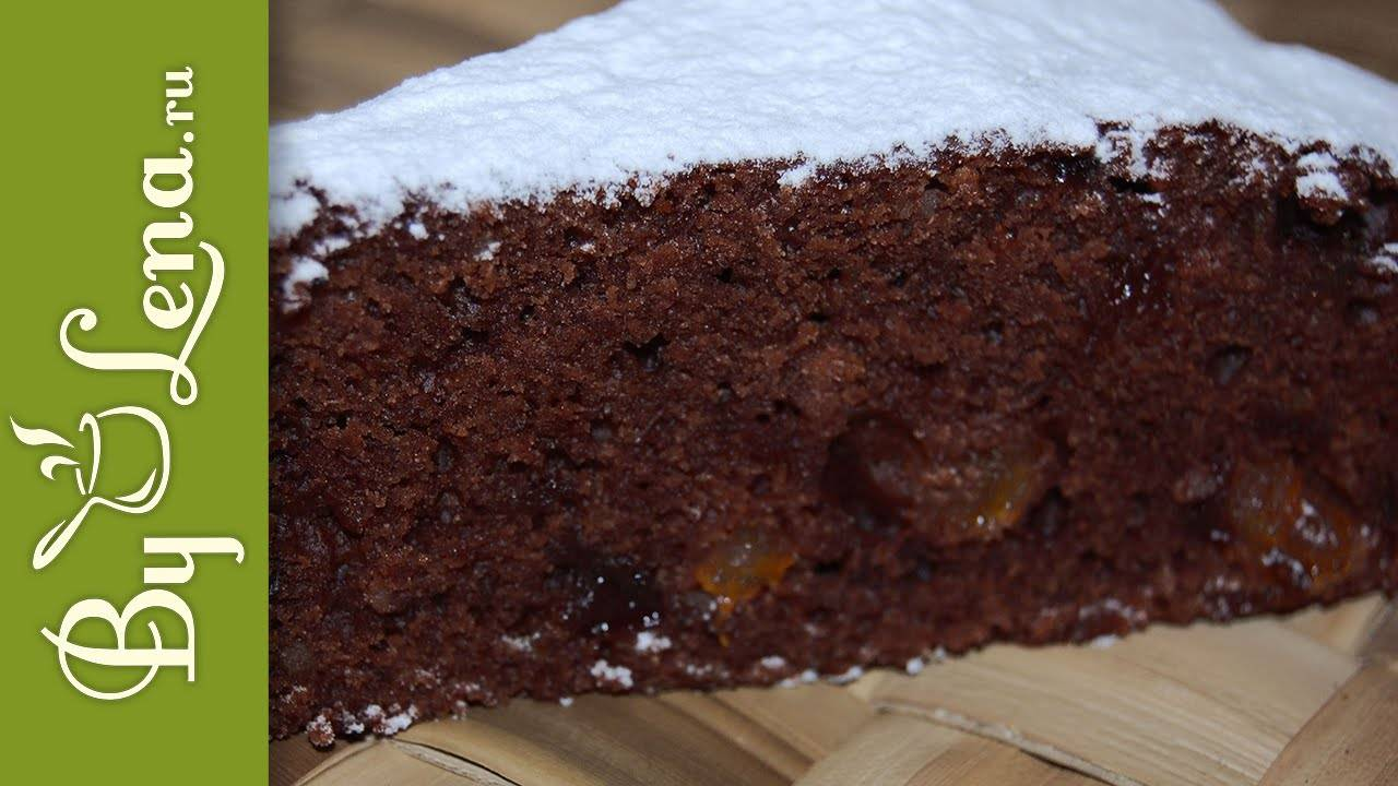 Как приготовить быстрые шоколадные пироги без яиц